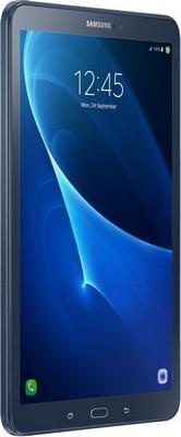 Планшет Samsung Galaxy Tab A 10.1 LTE SM-T 585 N синий аксессуар чехол samsung galaxy tab a 7 sm t285 sm t280 it baggage мультистенд black itssgta74 1
