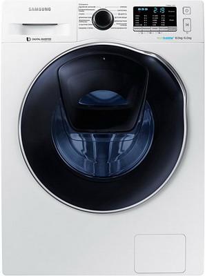 Стиральная машина с сушкой Samsung WD 80 K 5410 OW/LP стиральная машина с сушкой electrolux eww 51476 wd