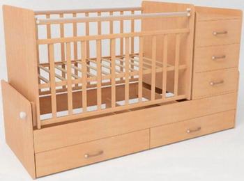 Фото Детская кроватка SKV. Купить с доставкой