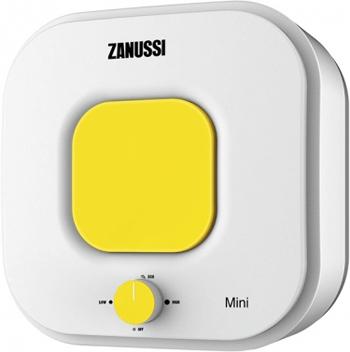 Водонагреватель накопительный Zanussi ZWH/S 10 Mini O (Yellow) водонагреватель накопительный zanussi zwh s 10 melody o yellow
