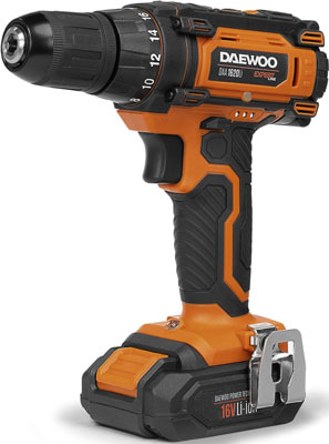 Дрель Daewoo Power Products DAA 1620 Li lacywear свитер dg 1 daa