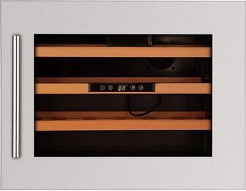 Встраиваемый винный шкаф Climadiff CLI 24 винный шкаф climadiff cle 18 нержавеющая сталь