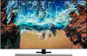 4K (UHD) телевизор Samsung UE-55 NU 8000 UXRU