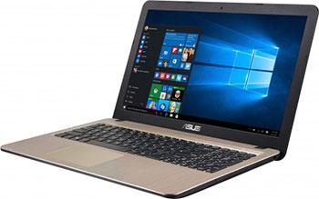 Ноутбук ASUS D 540 YA-DM 708 D (90 NB0CN1-M 10610) Chocolate Black ноутбук asus x 540 ya dm 686 d 90 nb0cn1 m 10340 chocolate black
