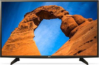 LED телевизор LG 49 LK 5100 телевизор 49 lg 49lj515v черный 1920x1080 50 гц usb