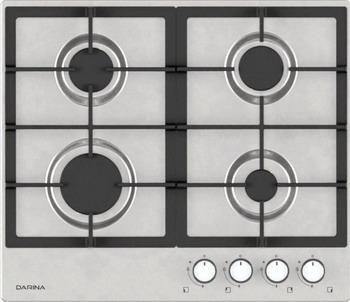 Встраиваемая газовая варочная панель Darina 1T3 BGM 341 12 X3