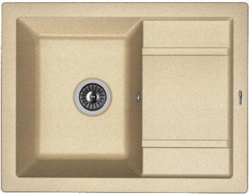 Кухонная мойка Florentina Липси-660 660х510 бежевый FG florentina липси 660 чёрный