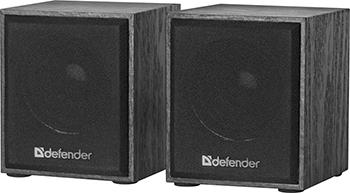 Акустическая система 2.0 Defender SPK 230 65223 акустическая система 2 0 spk 22 black 65503 defender