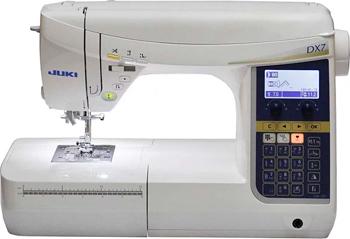 Швейная машина Juki HZL DX-7 4946973007416 швейная машинка brother 1034d 929d