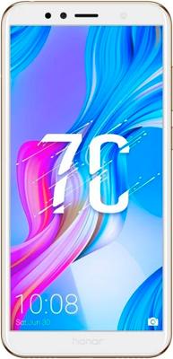 Смартфон Honor 7C золотой