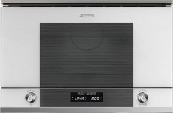Встраиваемая микроволновая печь СВЧ Smeg MP 122 B1 цены онлайн