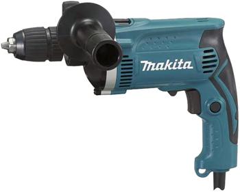 Дрель ударная Makita HP 1631 ударная дрель makita hp 1620 k