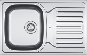 Кухонная мойка FRANKE POLAR нерж PXL 614-78 101.0192.921 franke pxl 611 60 нерж сталь зеркальная
