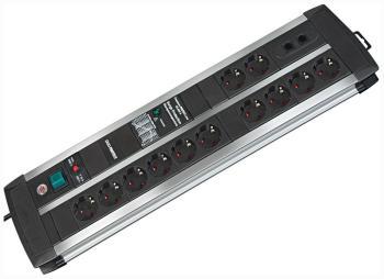 Сетевой фильтр Brennenstuhl Premium-Protect-Line 3м 12 роз/заземл (1392000122) удлинитель eco line 3м 8 розеток белый brennenstuhl 1159320018