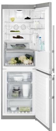 Двухкамерный холодильник Electrolux EN 93488 MX