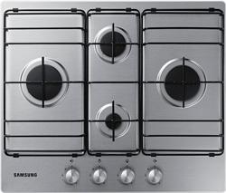 Встраиваемая газовая варочная панель Samsung NA 64 H 3110 BS/WT