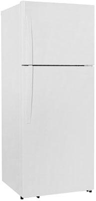 Двухкамерный холодильник Daewoo FGK 51 WFG двухкамерный холодильник don r 295 b