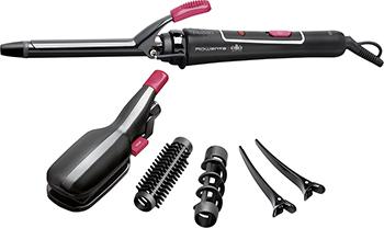 Щипцы для укладки волос Rowenta CF 4112 F0 щипцы для завивки rowenta cf 3320 f0