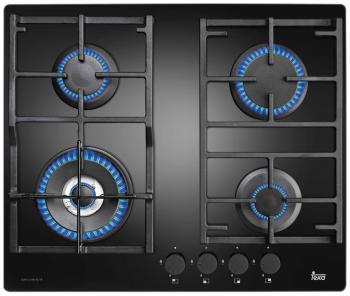 Встраиваемая газовая варочная панель Teka CGW LUX 60 4G AI AL TR CI NAT кухонная мойка teka classic 1b 1d lux