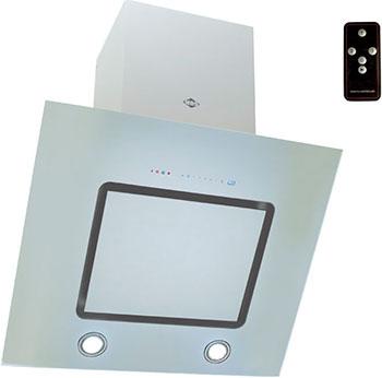 Вытяжка со стеклом MBS CRASSULA 160 GLASS/белое стекло mbs de 610bl