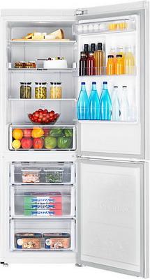 Двухкамерный холодильник Samsung RB 33 J 3200 WW холодильник samsung rb 33 j3420bc