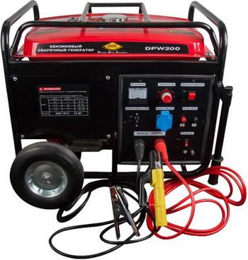 Электрический генератор и электростанция DDE DPW 200 стоимость