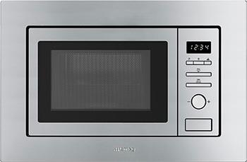 Фото Встраиваемая микроволновая печь СВЧ Smeg. Купить с доставкой