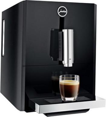 Кофемашина автоматическая Jura A1 Piano Black 15133
