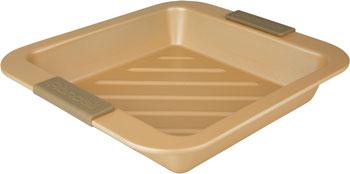 Форма для выпечки Rondell RDF-416 Champagne rondell посуда для запекания champagnе прямоугольная 30х27 см rdf 416 rondell rdf 416 rondell