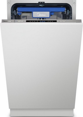 Полновстраиваемая посудомоечная машина Midea MID 45 S 300 подвеска для лонгборда 1шт ruckus trkrk3517 mid black 6 22 2 см