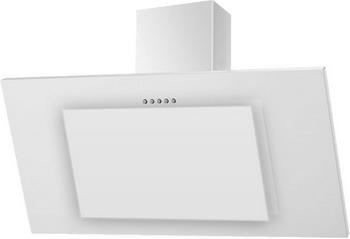 цена на Вытяжка со стеклом MAUNFELD TOWER G 90 Белый/Белое стекло