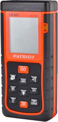 Дальномер лазерный Patriot LM 601 дальномер лазерный sturman lrf 2000