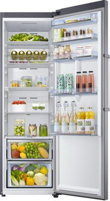 Однокамерный холодильник Samsung RR 39 M 7140 SA/WT духовой шкаф samsung nv75j5540rs wt