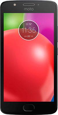 Мобильный телефон Motorola E XT 1762 16 Gb серый мобильный телефон 16 gb 100