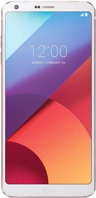 Мобильный телефон LG G6 H 870 DS белый lg fh0b8nd3 белый 6кг