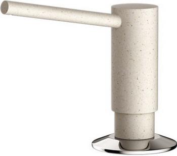 Дозатор OMOIKIRI OM-02-EV латунь/эверест (4995023) кухонный смеситель omoikiri tateyama s gr латунь гранит leningrad grey 4994176