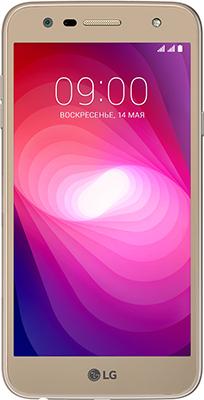 Мобильный телефон LG X power 2 M 320 золотистый 2 alcatel m pop 5020 ot5020 5020d ot 5020 m pop 5020 ot5020 5020d ot 5020