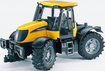 Трактор Bruder JCB Fastrac 3220 03-030 jcb jsw011