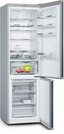 Двухкамерный холодильник Bosch KGN 39 AI 3 AR холодильник bosch kgn39nw13r двухкамерный белый