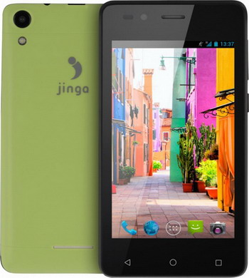 Мобильный телефон Jinga A 400 Зеленый браслет trasense sh06 зеленый