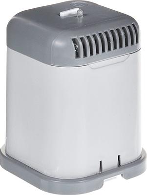 Автономный очиститель воздуха Супер-плюс ОЗОН серый электронный ионизатор воздуха супер плюс авто серый