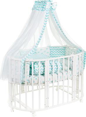 Комплект постельного белья Sweet Baby Fata Turchese
