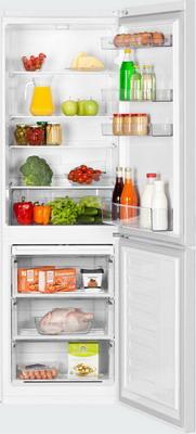 Двухкамерный холодильник Beko RCSK 339 M 20 W холодильник beko rcsk 380m21x