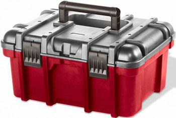 "цена Ящик Keter 16"" Keter POWER TOOL BOX"
