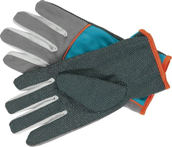 Перчатки садовые Gardena размер 6 00201-20 перчатки рабочие gardena размер 9 l 00214 20 000 00