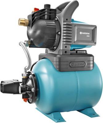 Насос Gardena 3000/4 Classic 01751-29 станция бытового водоснобжения автоматическая gardena classic 3000