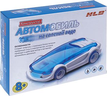 Конструктор HLB Автомобиль на соленой воде. 1CSC 20003270 конструктор развивающий hlb автомобиль на соленой воде