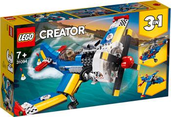Конструктор Lego Гоночный самолёт 31094 Creator 3 in 1 f17168 3 in 1 signal loss alarm
