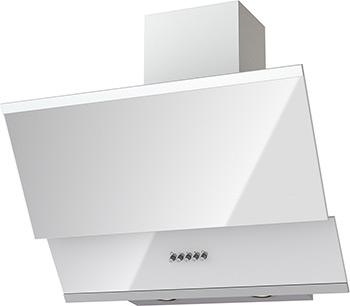 лучшая цена Вытяжка Krona Steel Irida 600 white push button