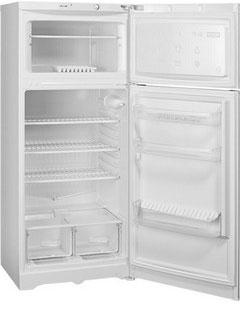 Двухкамерный холодильник Indesit TIA 140 indesit tia 16